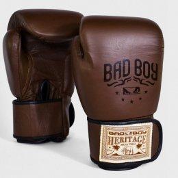 Перчатки боксерские Bad Boy Heritage Thai Boxing Gloves