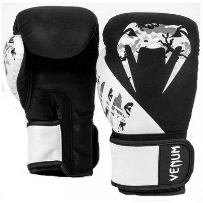 Перчатки боксерские Venum Legacy - Black/White