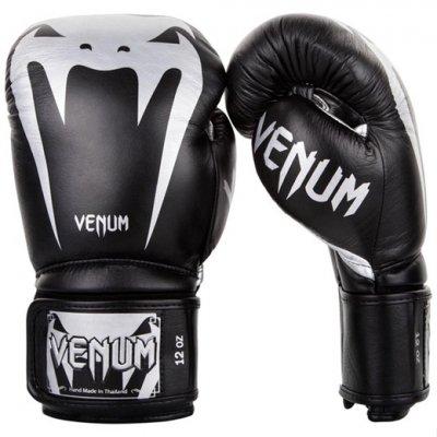 Перчатки боксерские Venum Giant 3.0 - Black/Silver