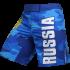 Шорты Alfa Brend - Blue Camo