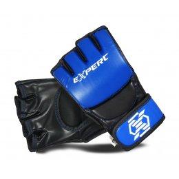 Перчатки ММА Expert - Blue