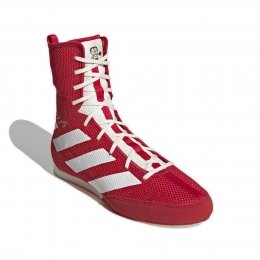 Боксерки Adidas Box Hog 3 - Red