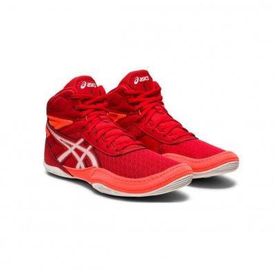 Борцовки Asics MATFLEX 6 - Red/Orange