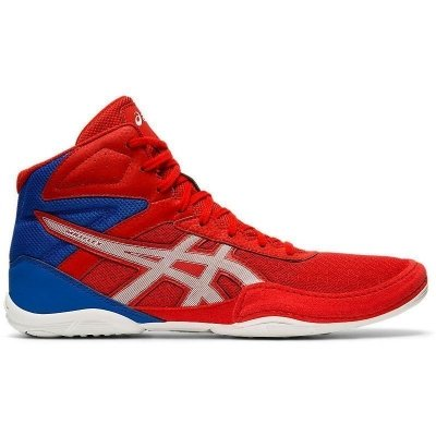 Борцовки Asics MATFLEX 6 - Red/Blue