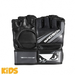 Детские перчатки MMA Bad Boy Accelerate Youth MMA Gloves