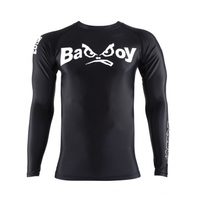 Рашгард Bad Boy Retro - Black