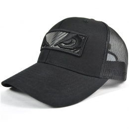 Кепка Bad Boy Carbon Cap - Black/Black