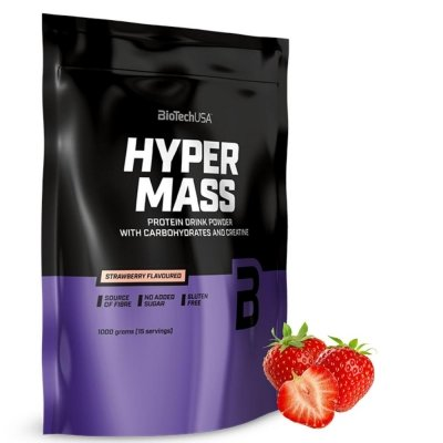 Гейнер BioTech USA  Hyper Mass 1000 гр.
