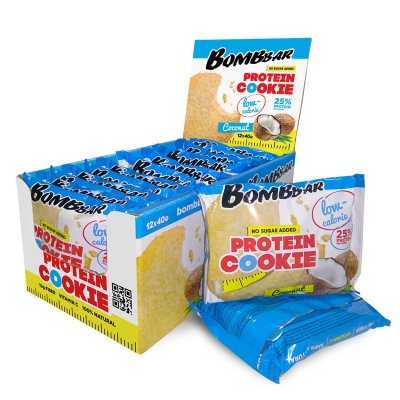 Печенье Bombbar Protein Cookie 40 гр.