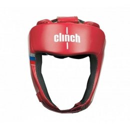 Шлем Clinch Olimp DUAL - Red