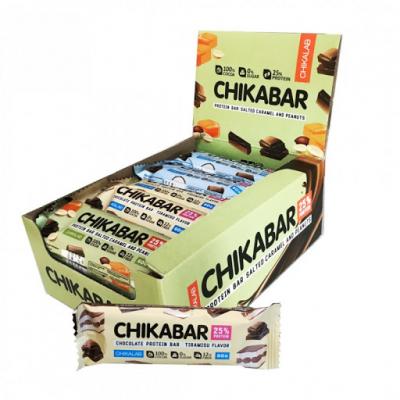 Батончик Chikalab Chikabar 60 гр.