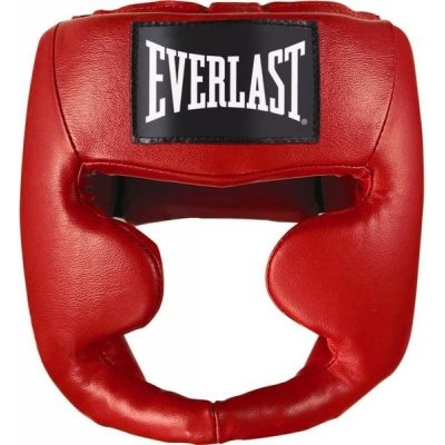 Шлем Everlast Martial Arts Leather Full Face