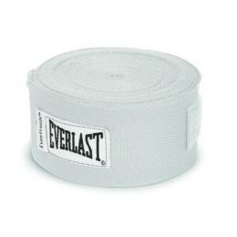 Бинты боксерские Everlast 4.55mm - White