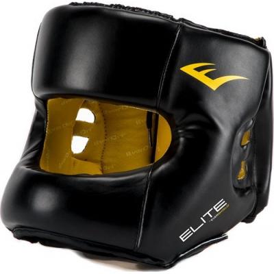 Шлем боксерский EVERLAST Elite PU