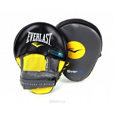 Лапы Everlast Evergel Vinyl - Grey