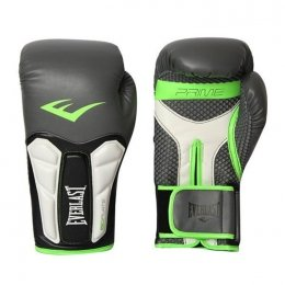 Перчатки боксерские Everlast Prime PU - White