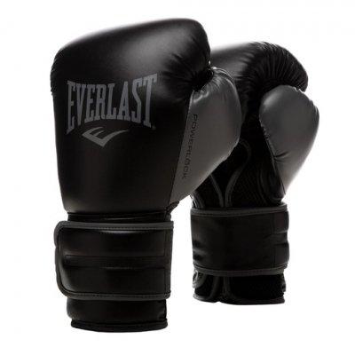 Перчатки боксерские POWERLOCK PU 2 - Black