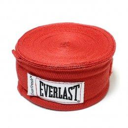 Бинты боксерские Everlast 455mm - Red