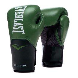 Перчатки боксерские Everlast Pro Style Elite - Green
