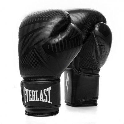 Перчатки боксерские Everlast SPARK - Black