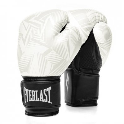 Перчатки боксерские Everlast SPARK - White