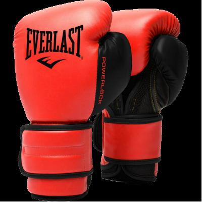 Перчатки боксерские POWERLOCK PU 2 - Orange