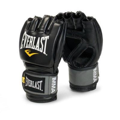 Перчатки ММА Everlast PRO Style - Black