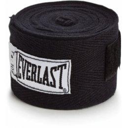 Бинты боксерские Everlast 350mm - Black