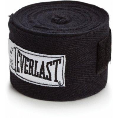 Бинты боксерские Everlast 455mm - Black