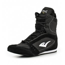 Боксёрки Everlast Competition High-Top - Black