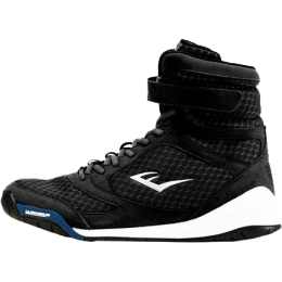 Боксёрки Everlast Pro Elite High Top - Black