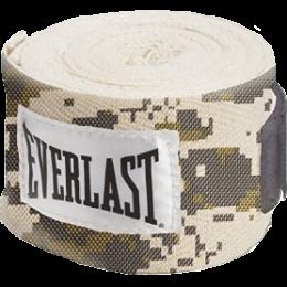 Бинты боксерские Everlast 475mm - Camo