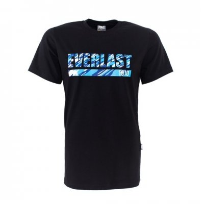 Футболка Everlast Camouflage - Black