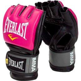 Перчатки ММА Everlast Pro Style Grappling - Pink
