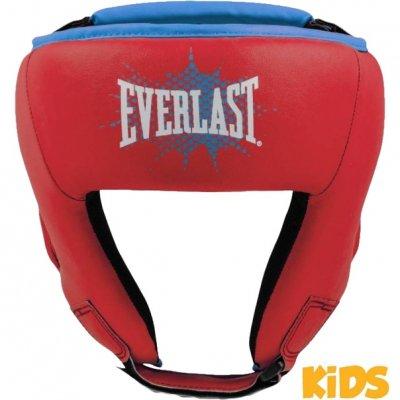 Детский боксерский шлем Everlast Prospect - Red
