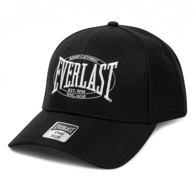 Бейсболка Everlast Authentic Logo - Black