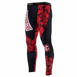 Штаны компрессионные Extreme Hobby Red Warrior