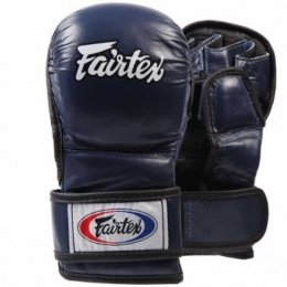 Перчатки ММА Fairtex Sparring Gloves FGV15 - Blue
