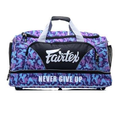 Сумка Fairtex BAG2 - Purple Camo