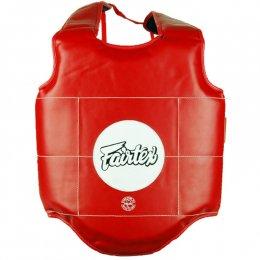Жилет защитный Fairtex PV1 - Red