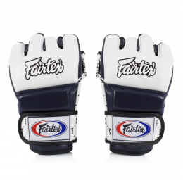 Перчатки ММА Fairtex FGV17 - White