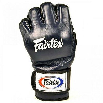 Перчатки ММА Fairtex FGV 12 - Dark Bkue