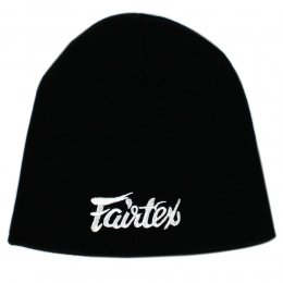 Шапка Fairtex Beanie BN3 - Black