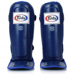 Защита голени Fairtex SP3 - Blue