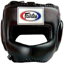 Шлем Fairtex Headguard HG4 - Black
