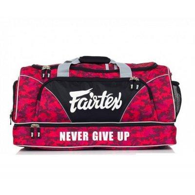 Сумка Fairtex BAG2 - Red Camo
