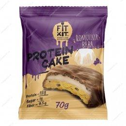 Протеиновое печенье с суфле Fit Kit Protein Cake 70 гр.