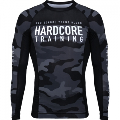 Рашгард Hardcore Training Night Camo 2.0.