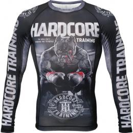 Рашгард Hardcore Training The Moment of Truth - Black