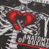 Футболка Hardcore Training Anatomy Of Boxing - White